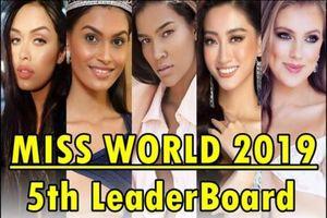 Lương Thùy Linh được dự đoán lọt Top 6 Miss World