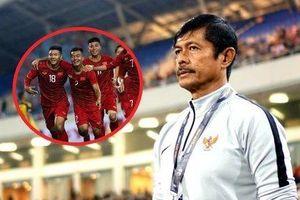 HLV U22 Indonesia không quan tâm tới trận gặp U22 Việt Nam