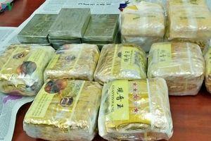 Nghệ An trao thưởng Công an huyện Yên Thành triệt phá vụ ma túy lớn