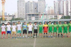 Hào hứng và kịch tính giải bóng đá tranh cúp Tứ Hùng