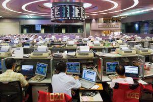 'Ngọn lửa' Alibaba chưa đủ hâm nóng chứng khoán Hồng Kông