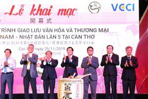 BẢN TIN MẶT TRẬN: Chủ tịch Trần Thanh Mẫn dự Chương trình giao lưu văn hóa và thương mại Việt Nam – Nhật Bản lần thứ 5