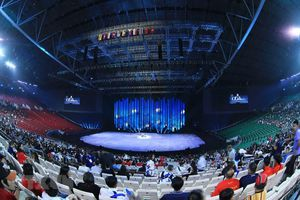 Lễ khai mạc Đại hội thể thao Đông Nam Á lần thứ 30