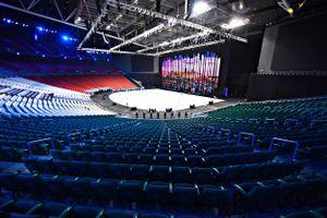 Lễ khai mạc SEA Games diễn ra ở nhà thi đấu lớn nhất thế giới
