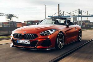 BMW Z4 lên đời với gói độ đến từ AC Schnitzer