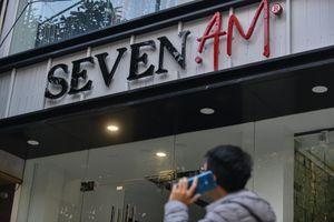 Seven.Am bị phạt 170 triệu đồng vì sửa nhãn mác hàng hóa