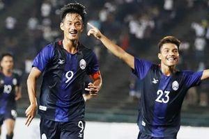 U19 Campuchia lần đầu vào vòng chung kết châu Á
