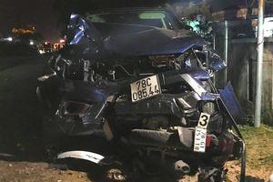 Xe bán tải tông chết 4 người