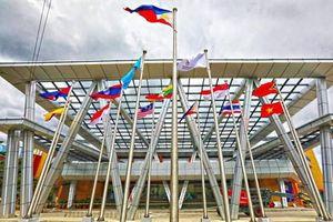 Siêu bão Kammuri tiến gần Philippines đúng dịp khai mạc SEA Games 30