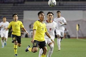 Thất bại trước chủ nhà Philippines, U22 Malaysia đứng trước nguy cơ bị loại