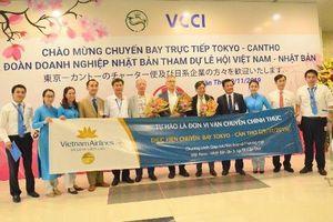 Khai mạc Chương trình Giao lưu văn hóa thương mại Việt Nam – Nhật Bản lần thứ 5 tại Cần Thơ
