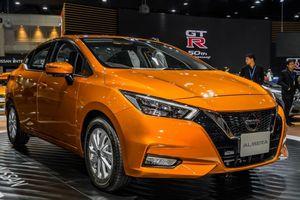Ảnh thực tế Nissan Sunny thế hệ mới vừa được ra mắt