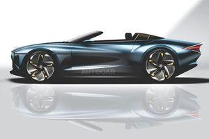 Bentley chuẩn bị làm siêu xe mui trần 'đỉnh' nhất trong lịch sử, mức giá khiến người nghèo rơi nước mắt