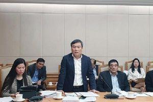 Phó thủ tướng: Sửa quy định khống chế lãi vay, chống DN 'tay không bắt giặc'