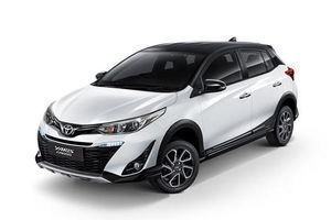 Toyota Yaris Cross 2020: Siêu tiết kiệm xăng, giá hơn 400 triệu