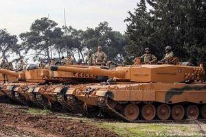 Xe tăng Leopard 2A4 Thổ khó sống trước tên lửa của Lực lượng Dân chủ Syria?