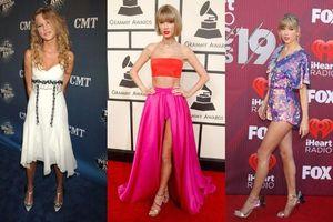 Dù rất xinh đẹp nhưng nhìn lại hành trình lột xác 13 năm của Taylor Swift, ai cũng bất ngờ!