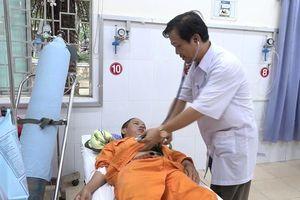 Quảng Ngãi: 11 công nhân bị điện giật,1 người tử vong