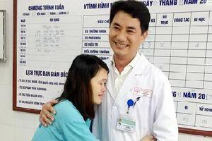 Sản phụ nguy kịch khi tiêm thuốc gây tê ở Đà Nẵng đã xuất viện
