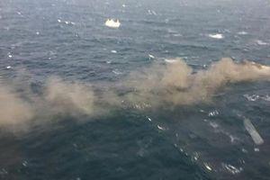 Nỗ lực tìm kiếm 6 thuyền viên Việt Nam mất tích do tàu cháy tại Hàn Quốc
