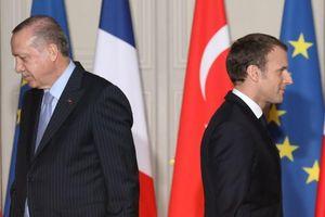 Thổ Nhĩ Kỳ chỉ trích Macron 'nông cạn' khi nói NATO đang 'chết não'