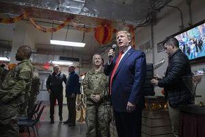 Chuyến thăm binh sỹ Mỹ của Tổng thống Trump được giữ bí mật như thế nào?