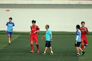 Nếu không thắng Indonesia, ông Park sẽ gặp khó với Thái Lan