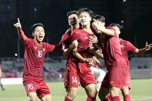 Cùng xem 2 pha ghi bàn giúp Việt Nam thắng ngược Indonesia