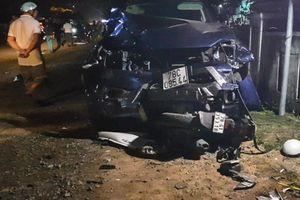 Khởi tố tài xế tông chết 4 người
