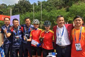 Đinh Thị Như Quỳnh mang về tấm huy chương vàng đầu tiên cho Việt Nam