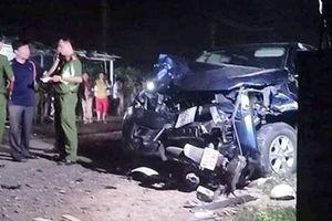 Phú Yên: Xe bán tải gây tai nạn liên hoàn, 7 người thương vong