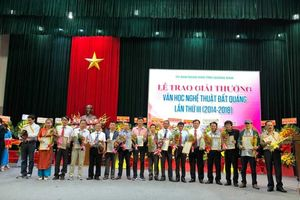 Nguồn cảm hứng văn học từ đất Quảng