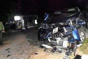 Tai nạn kinh hoàng ở Phú Yên: Rượu bia rồi lái xe