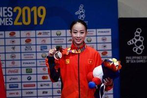 Việt Nam giành 2 huy chương vàng trong buổi sáng đầu tiên