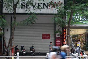 Sau 'án' phạt hàng trăm triệu, SEVEN.AM khẳng định không cắt mác Trung Quốc