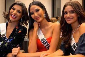 'Soi' nhan sắc các đối thủ của Hoàng Thùy tại cuộc thi Hoa hậu Hoàn vũ 2019