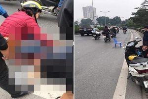 Tài xế gây tai nạn khiến hai mẹ con thương vong đã ra trình diện