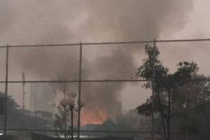 Hà Nội: Cháy nhà, 3 bà cháu tử vong thương tâm