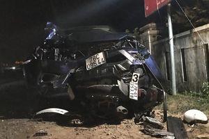 Nguyên nhân ban đầu vụ tai nạn giao thông 4 người chết ở Phú Yên