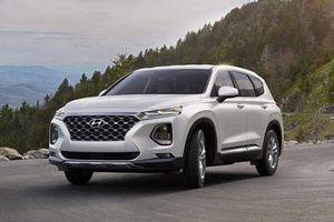 Top 10 xe SUV cỡ trung đáng 'đồng tiền bát gạo' nhất: Hyundai Santa Fe đầu bảng, Honda CR-V thứ 10