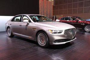 Genesis G90 2020, đối thủ đáng gờm của Mercedes-Benz S-Class, Lexus LS
