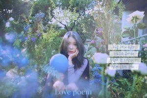 Sau khi 'oanh tạc' mọi bảng xếp hạng, IU có chiến thắng đầu tiên cho Blueming trên Inkigayo