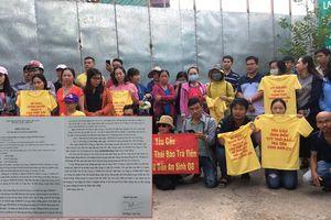 TP. Hồ Chí Minh: Người dân mua nhà tại dự án Asa Light tố cáo Công ty Thái Bảo lên công an