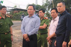 Tài xế gây tai nạn thảm khốc ở Phú Yên say xỉn và không bằng lái