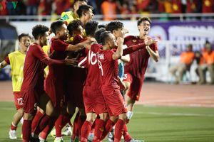 HLV Park Hang Seo: 'U22 Việt Nam đã thể hiện tinh thần không từ bỏ'