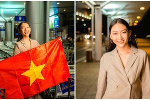 Người đẹp cao gần 1m8 đại diện Việt Nam thi 'Hoa khôi Sinh viên thế giới 2019'