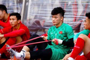 Có khả năng hoãn trận U22 Việt Nam - U22 Singapore