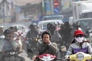 Ô nhiễm không khí tai Hà Nội: Không thể ngồi đợi… trời mưa