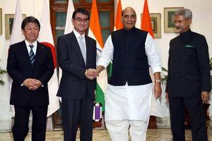 Ấn Độ - Nhật Bản chia sẻ thẳng thắn về vấn đề biển Đông