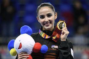 Người đẹp Farah Ann lần đầu vô địch toàn năng SEA Games